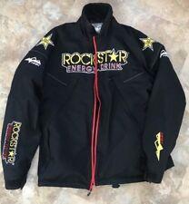 HMK Superior TR Rockstar Jacket Black - Lg -