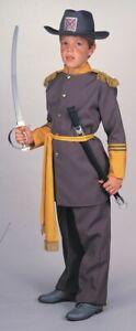 Children's General Robert E. Lee Costume