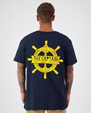 City Beach The Mad Hueys The Captain Wheel T-shirt