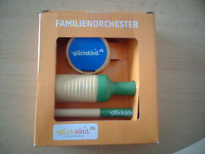 kinder instrumente Familienorchester ab 3 Jahre neu