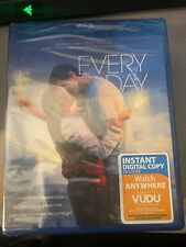 Every Day Blu-Ray New Sealed