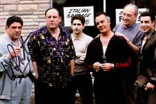 Vincent Pastore Signed 6x4 Photo The Sopranos Salvatore Big Pussy Autograph +COA