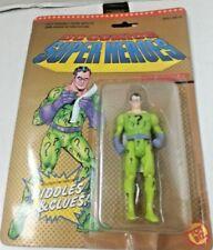 Vintage 1989 Toy Biz DC Comics Super Heroes The Riddler Action Figure