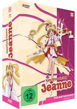 Kamikaze Kaitou Jeanne - Slimpackbox [8 DVDs] NEU
