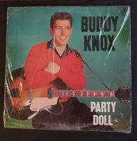 Buddy Knox Party Doll LP Record Sealed Vinyl