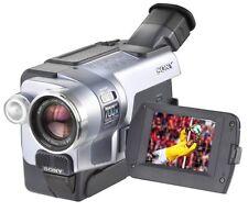 Sony 8mm Digital8 DCR-TRV250 Handycam Video Camcorder Player *WARRANTY*