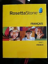 More details for new rosetta stone french course level 1 inc sjcartier ltd