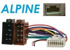 ISO Adapter ALPINE CDA-7842 CDA-7850 CDA-7852 CDA-7944R CDA-7998