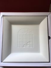 Cartier Authentic Porcelain Tray, Rare, Brand New, Original Box, Large