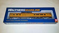 Walthers HO Scale 85' Budd Dome Coach Union Pacific NIB