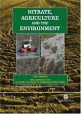 Nitrate, Agriculture and the Environment, , Addiscott, T, Very Good, 2005-07-11,
