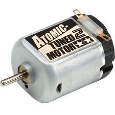 TAMIYA 15486 Mini 4WD Racer Atomic Tuned 2 Motor 14900rpm MODEL RACE CAR NEW