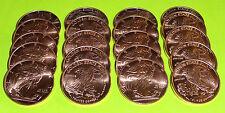 20 - Walking Liberty American Eagle Coins 1 oz each .999 Copper Bullion