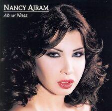 Ah W Noss by Nancy Ajram  - NEW SEALED CD Wu