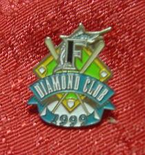 Florida Marlins 1999 Diamond Club Pin MLB