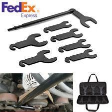 Fan Clutch Removal Tool Kit Pneumatic Fan Clutch Wrench Set for Ford/GM/Chrysler