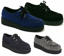 Unbranded Faux Suede Lace-up Shoes for Men