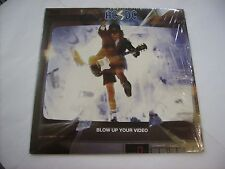 AC/DC - BLOW UP YOUR VIDEO - LP REISSUE VINYL NEW 2003 - 180 GRAM
