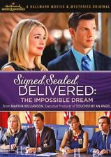SIGNED, SEALED, DELIVERED: THE IMPOSSIBLE DREAM NEW DVD