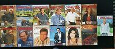 Cowboys & Indians Magazine 1997,1998,1999, 2001,2005, 2010 Reba McEntire, Duvall