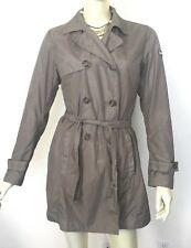 Colmar Originals Perforated Lightweight size 42 Belted Taupe Women's Jacket EUC
