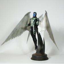 ARCHANGEL X-FORCE VERSION STATUE BY BOWEN DESIGNS (X-MEN) (FACTORY SEALED,MIB)