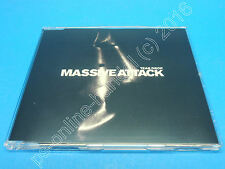 "5"" Single CD Massive Attack - Tear drop (J-232) 4 Tracks EU 1988"