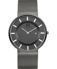 Danish Design IQ64Q986 Gray Dial Stainless Steel Quartz Classic Men's Watch
