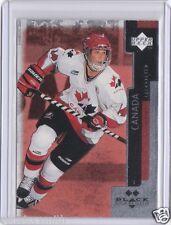 1997-98 Upper Deck Black Diamond double #150 Vincent Lecavalier Rookie Card RC