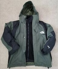 Men's Vintage The North Face TNF Gore-Tex Jacket Summit Series XCR 2 In 1 Small