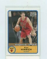 KIRK HINRICH 2003-04 Topps Bazooka  Rookie Card #270 Chicago Bulls