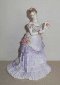 Royal Worcester 'A Royal Presentation' Splendour at Court Figure~ Ltd Edition