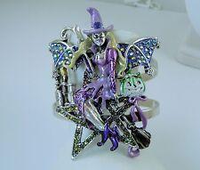 Kirks Folly Star Goddess Witch Cuff Bracelet  Halloween  Average Size