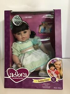 "Adora 20"" Toddler Doll Honey Bunch"