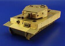 eduard 35716  1/35 Armor- Zimmerit Tiger Mid Prod detail set for Tamiya