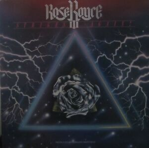 ROSE ROYCE  LP  STRIKES AGAIN