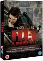 Mission Impossible 1 Pour 4 Coffret Neuf DVD (3717223)