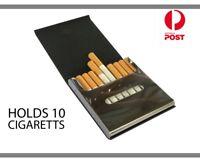 Cigarette case tobacco storage box steel case Stylish elegant Cigarette holder