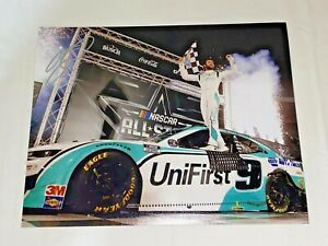 Chase Elliott NASCAR CUP SERIES 2020 ALL STAR VICTORY LANE #9 autographed photo