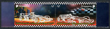 Singapore 1341 pair, MNH. Formula 1 Singapure Grand Prix. Race car, 2008