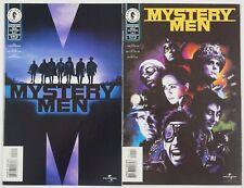 Mystery Men: Movie Adaptation #1-2 Fn/Vf complete series - bob fingerman set