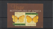 Mint Never Hinged/MNH Nature Ghanaian Stamps