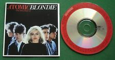 Blondie Atomic The Very Best Of Blondie inc Denis / Sunday Girl / Call Me + CD