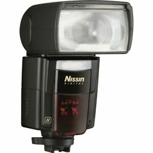 Nissin Di866 Mark II Flash For Sony Alpha DSLR Cameras (Adapter required for A7)