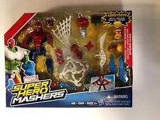 Marvel Super Hero Mashers Spider-man Spin Attack (2015)