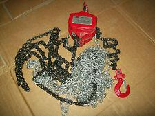 Dayton 29Xp29 Manual Chain Hoist 2000 lb Load Capacity 20' Lift 112lb Pll Unused