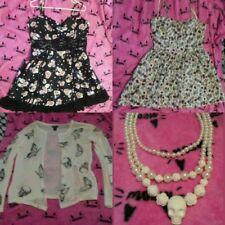 XL/XXL Hot Topic Skull Lot Dresses Torrid Plus Gothic Lolita Sourpuss