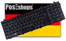 Orig. QWERTZ Tastatur Dell Studio 17 1745 1747 1749 DE Neu Schwarz ohne Backlit
