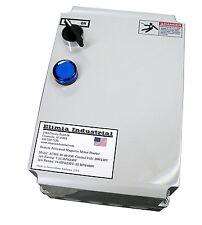Elimia ACMS 30-40-230LC 10 HP 3 PH 208V Air Compressor Motor Starter Nema 4X