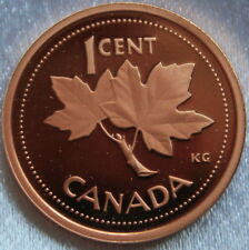 Canada  1952~ 2002 High Grade Gem Proof Penny  PF 67 or Better